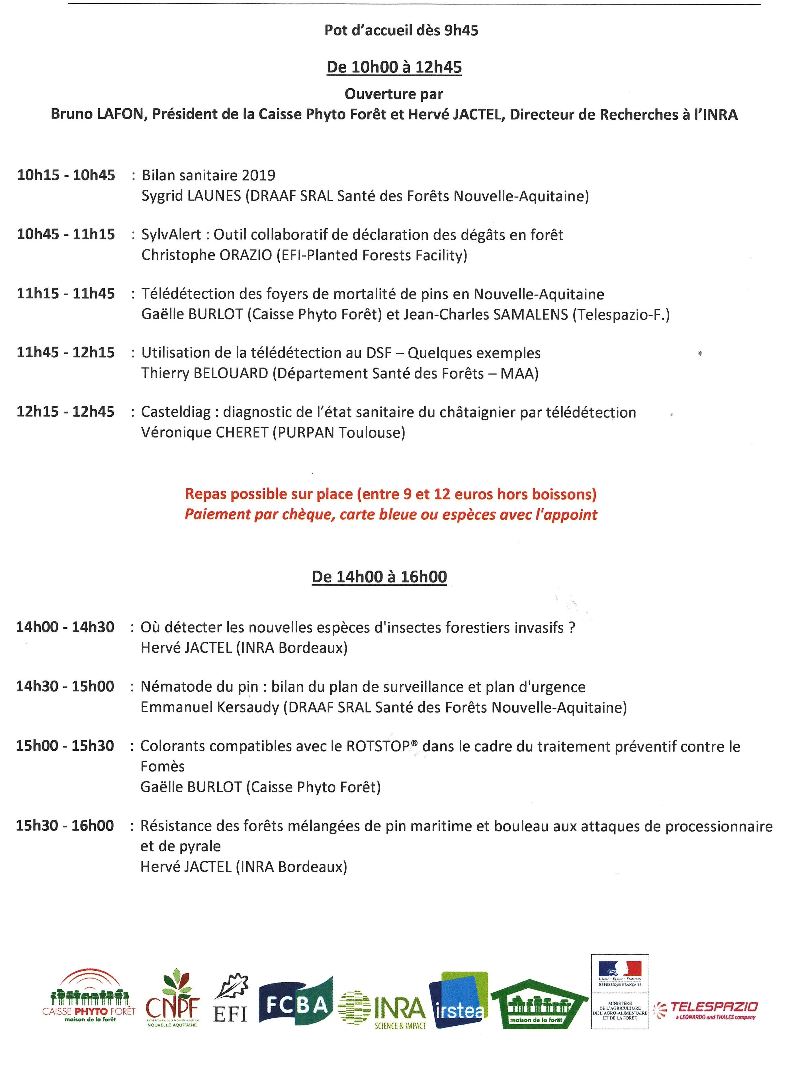 Programme 13.12 CPF reduit